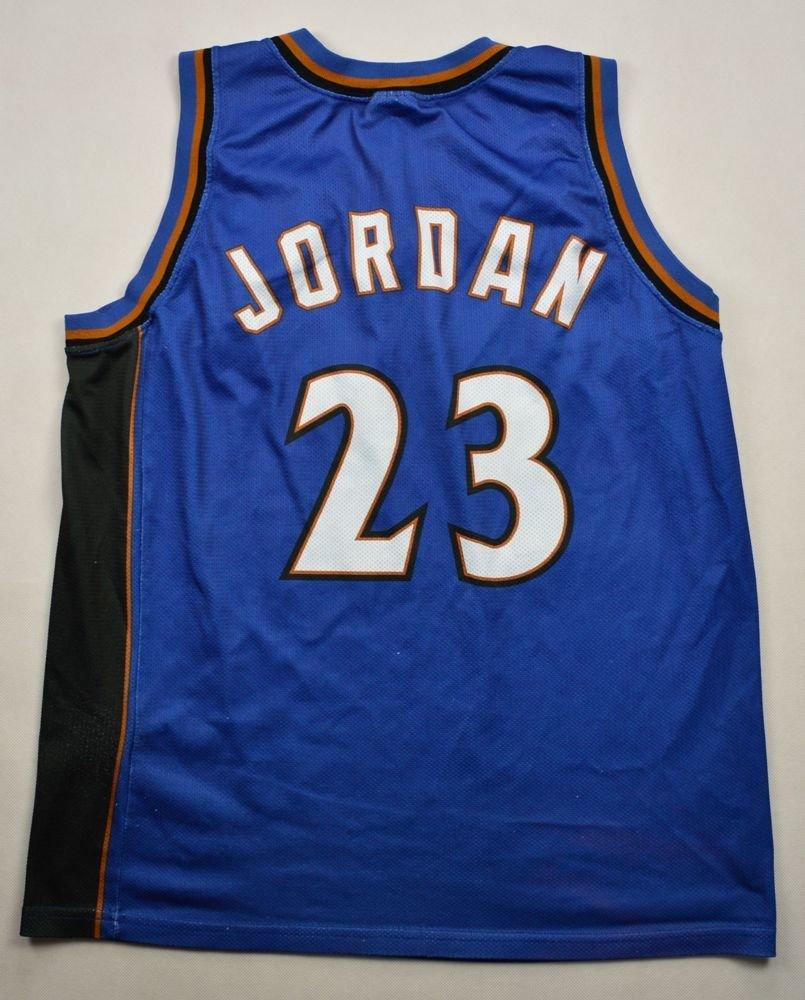 144132980 WASHINGTON WIZARDS  JORDAN  NBA CHAMPION SHIRT L Other Shirts   Basketball