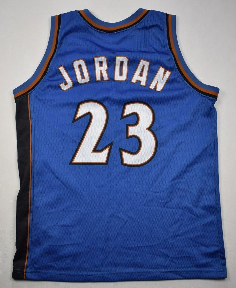 34689f4109b WASHINGTON WIZARDS NBA  JORDAN  CHAMPION SHIRT M Other Shirts ...