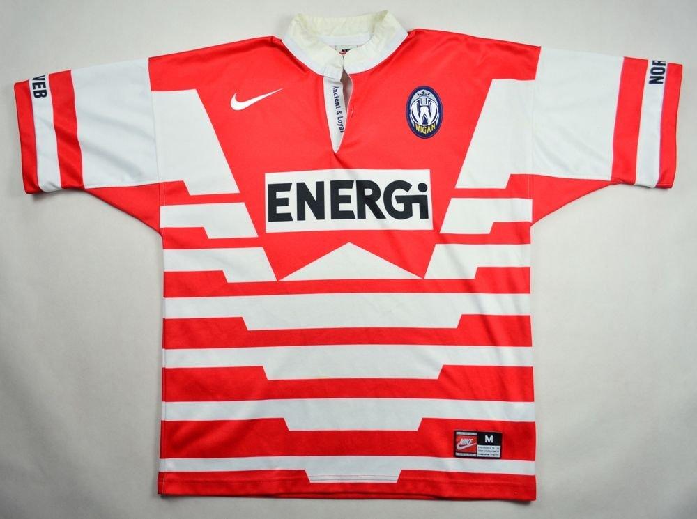 Rugby Nike M League Wigan Warriors Shirt FBqS0