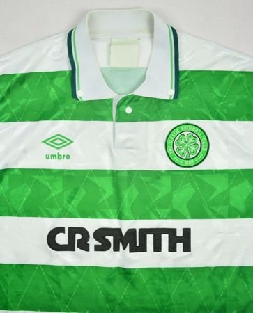 929f063cc 1989-91 CELTIC GLASGOW SHIRT M Football   Soccer   Other UK Clubs ...