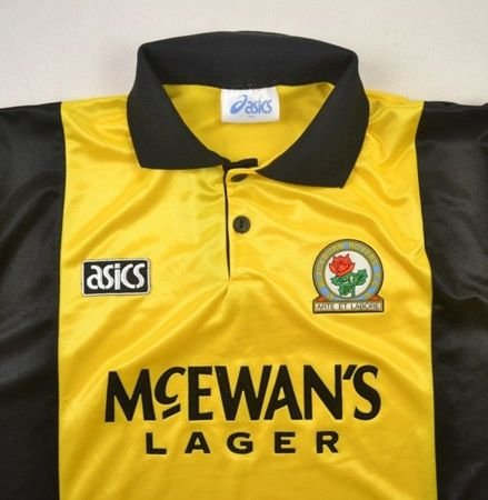 1993-95 BLACKBURN ROVERS SHIRT XXXL