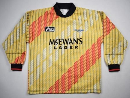 1994-95 BLACKBURN ROVERS GK SHIRT S