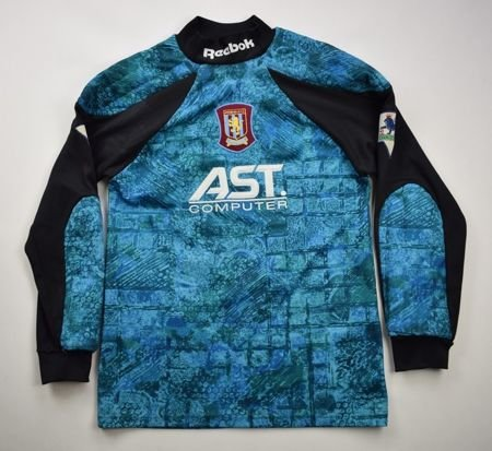 1995-97 ASTON VILLA GK *BOSNICH*  SHIRT M. BOYS