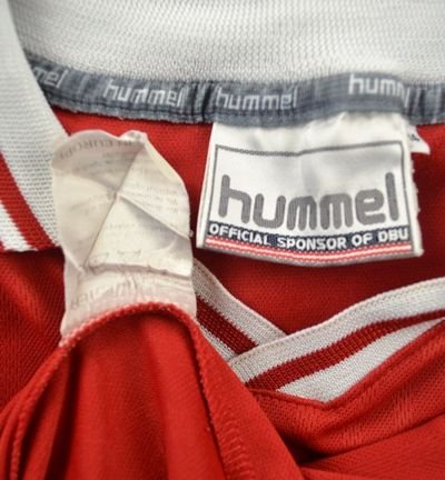 1998-00 DENMARK SHIRT L. BOYS