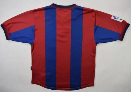 1998-00 FC BARCELONA SHIRT XL. BOYS