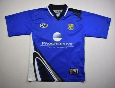 1998-99 SOUTHEND UNITED SHIRT S
