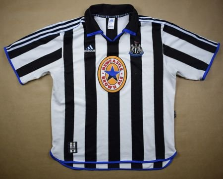 1999-00 NEWCASTLE UNITED SHIRT XL