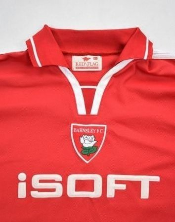 2000-02 BARNSLEY SHIRT XL