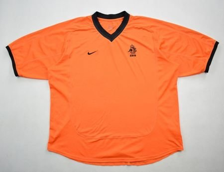 2000-02 HOLLAND SHIRT XXL