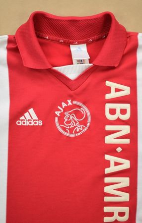 2001-02 AJAX AMSTERDAM SHIRT XL. BOYS