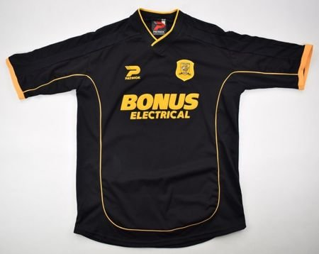 2002-03 HULL CITY SHIRT S