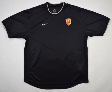2002-03 RC LENS SHIRT XL
