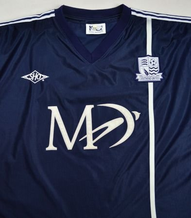 2002-03 SOUTHEND UNITED SHIRT XXL