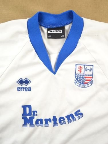 2002-04 RUSHDEN&DIAMONDS SHIRT XL. BOYS