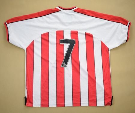 2002-04 SHEFFIELD UNITED SHIRT 46/48