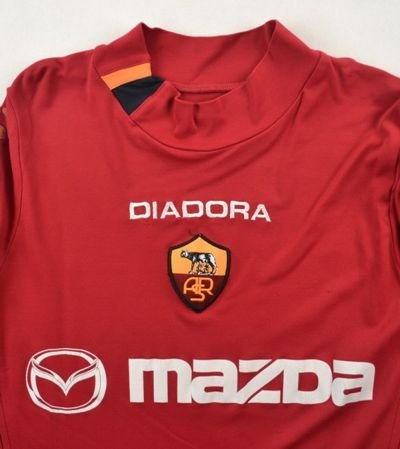 2003-04 AS ROMA SHIRT M. BOYS