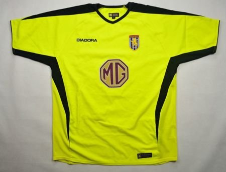 2003-04 ASTON VILLA SHIRT M