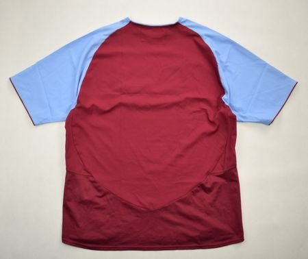 2003-04 ASTON VILLA SHIRT XL
