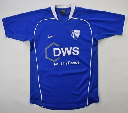 2003-04 VFL BOCHUM SHIRT XL. BOYS