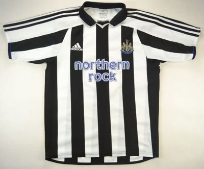 2003-05 NEWCASTLE UNITED SHIRT S