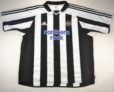 2003-05 NEWCASTLE UNITED SHIRT XXL