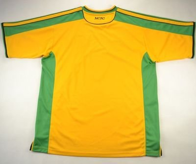2003-05 NORWICH CITY SHIRT XL