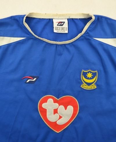 2003-05 PORTSMOUTH SHIRT L