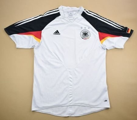 2004-05 GERMANY SHIRT L