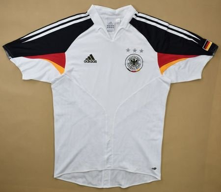 2004-05 GERMANY SHIRT S