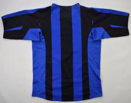 2004-05 INTER MILAN SHIRT M