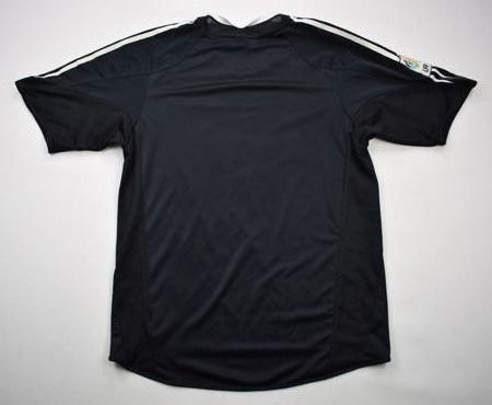 2004-05 REAL MADRID SHIRT M