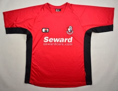 2004-06 AFC BOURNEMOUTH SHIRT L