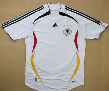 2005-06 GERMANY SHIRT L