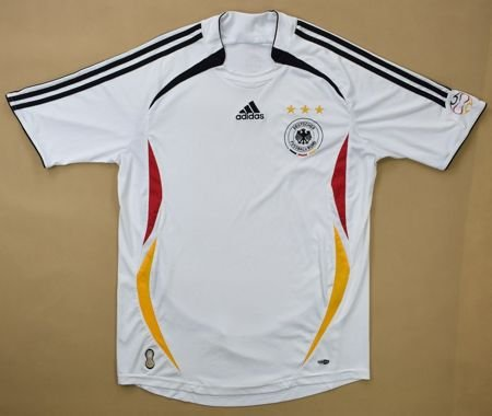 2005-06 GERMANY SHIRT S