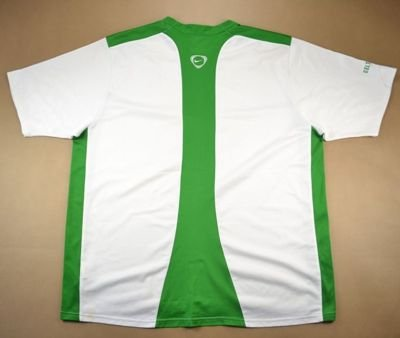 2005-07 CELTIC GLASGOW SHIRT XXL