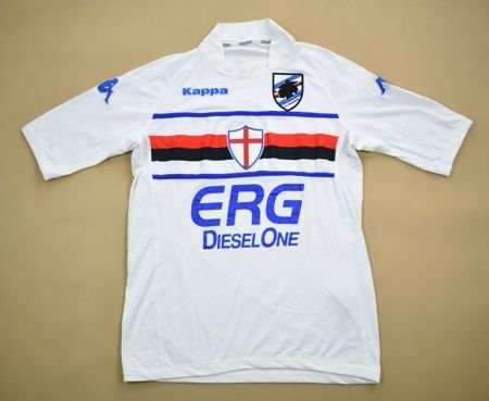 2005-07 SAMPDORIA SHIRT M
