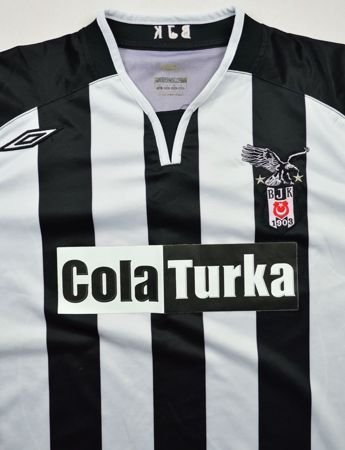 2006-07 BESIKTAS SHIRT M