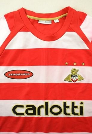 2006-07 DONCASTER ROVERS SHIRT L