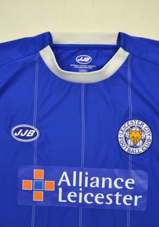 2006-07 LEICESTER CITY SHIRT L