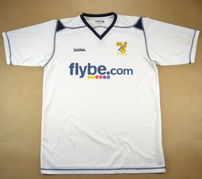 2006-07 NORWICH CITY SHIRT M