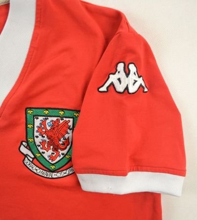 2006-07 WALES SHIRT XL. BOYS