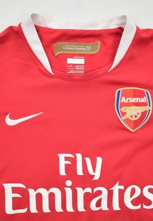 2006-08 ARSENAL LONDON SHIRT M. BOYS 140-152 CM