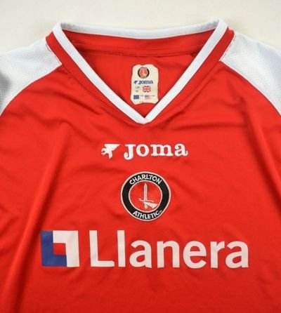2006-08 CHARLTON ATHLETIC SHIRT L