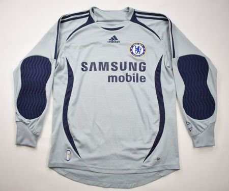 2006-08 CHELSEA LONDON GK LONGSLEEVE SHIRT S