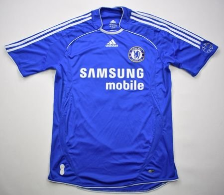 2006-08 CHELSEA LONDON *TERRY* SHIRT M
