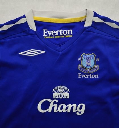 2007-08 EVERTON FC  *CAHILL* SIZE 4/5YRS 110 CM