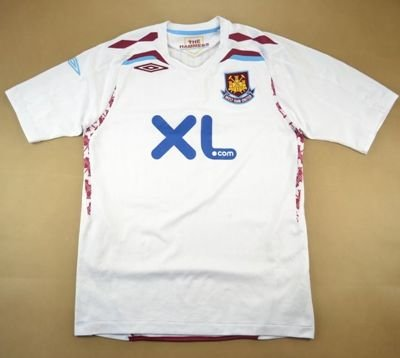 2007-08 WEST HAM UNITED SHIRT S
