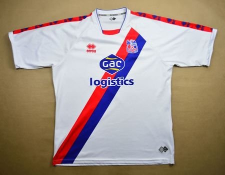 2008-09 CRYSTAL PALACE F.C SHIRT XL