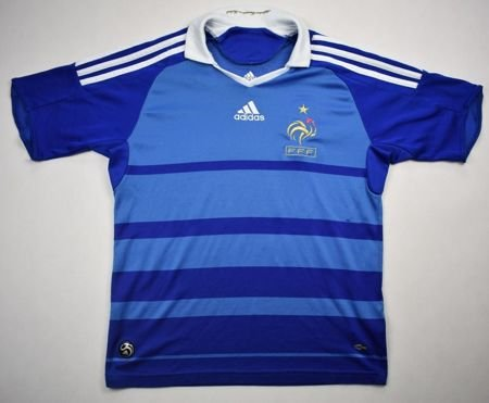 2008-09 FRANCE SHIRT L. BOYS 164 CM