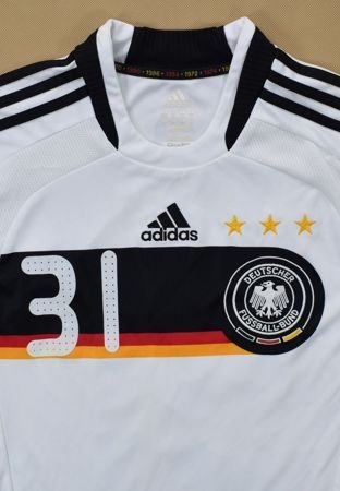 2008-09 GERMANY *KURANYI* SHIRT XL. BOYS
